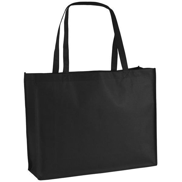 Promotional Custom Non Woven George Tote Bag - 20 X 16