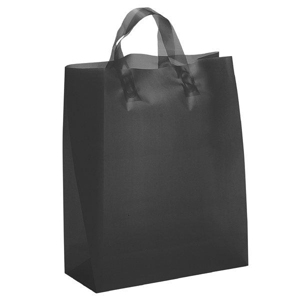 Promotional Frosted Plastic Hercules Bag