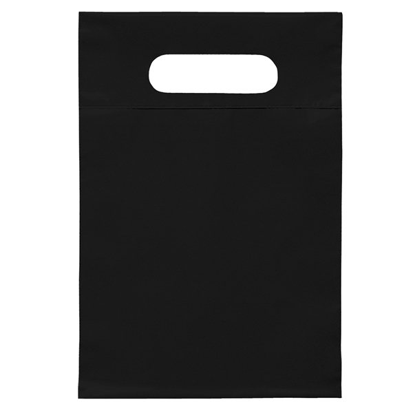 Promotional Die Cut Handle Bag -7 X 10 1/2