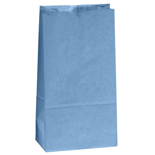Promotional Popcorn Bag with Serrated Cut Top