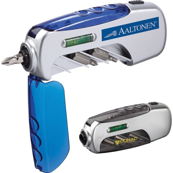Promotional Deluxe Multi - Use Tool Set