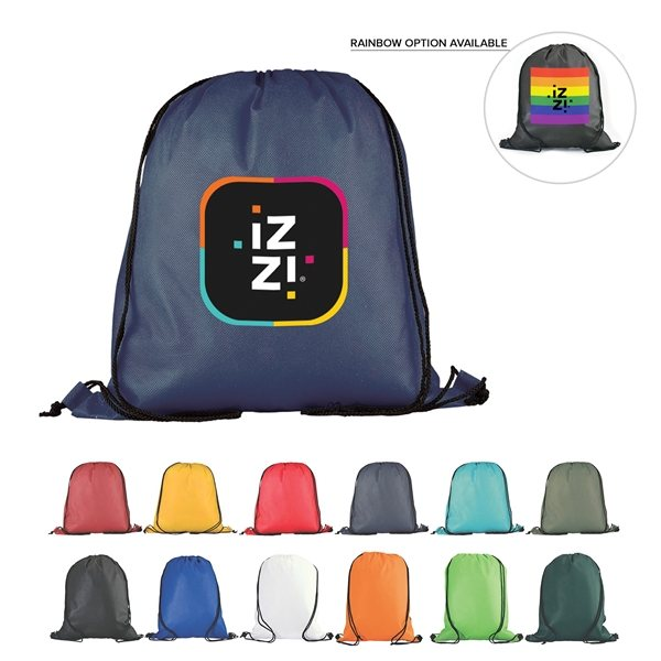 Promotional Draw String Backpack