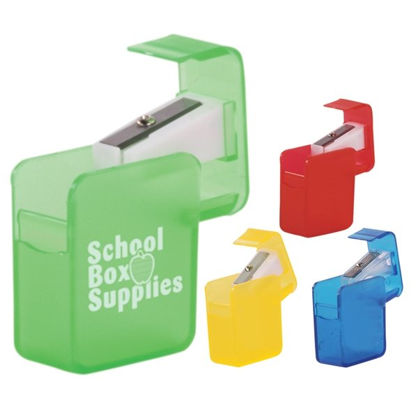 Promotional Square Pencil Sharpener
