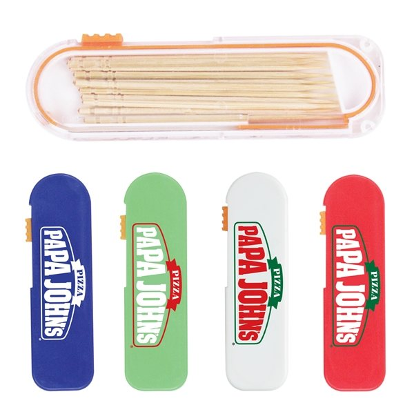 Promotional Tooth Pick Dispenser
