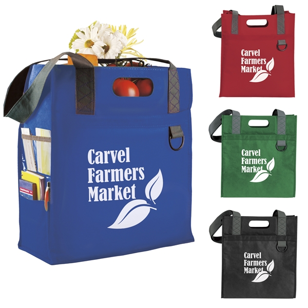 Promotional Dual Carry Tote