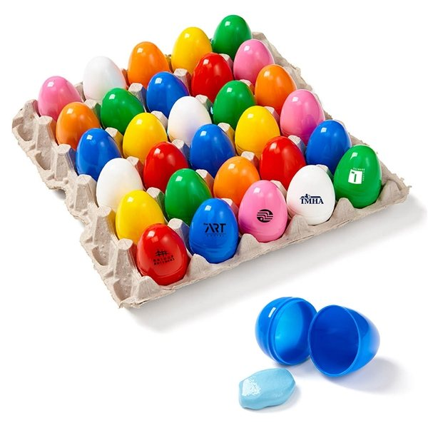 Promotional Crazy Putty Eggs