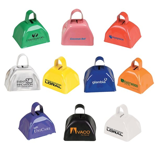 Promotional 3 Cowbell