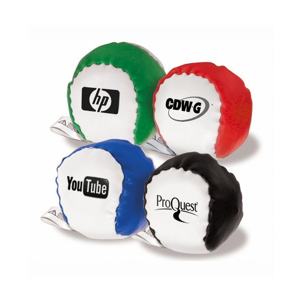 Promotional Kick Ball - Stress Relievers