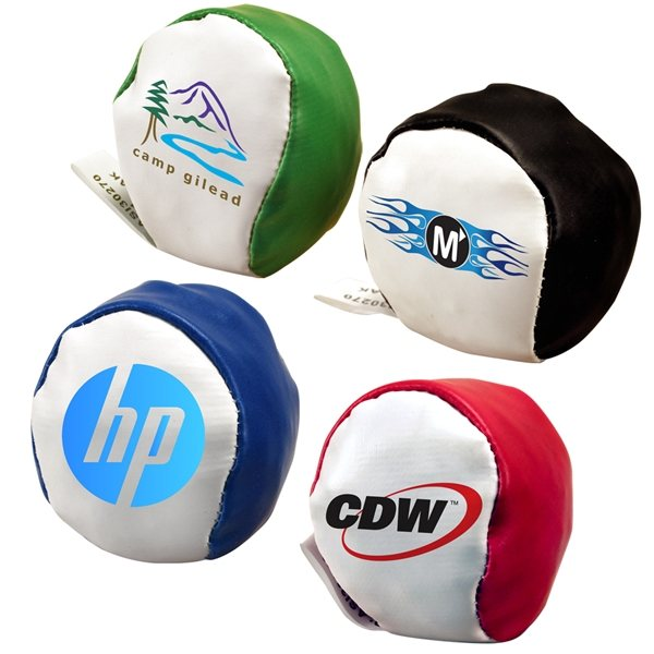 Promotional Kick Ball Full Color Digital - Stress Relievers