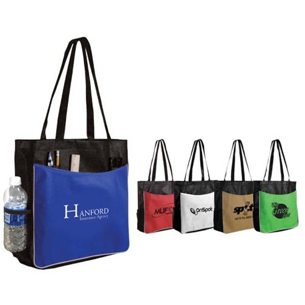 Promotional Non Woven Business Tote Bag