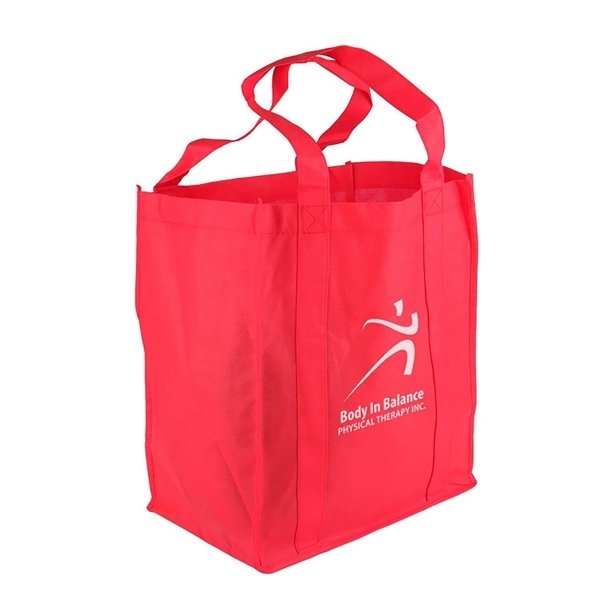 Promotional The Grocer - Super Saver Grocery Tote