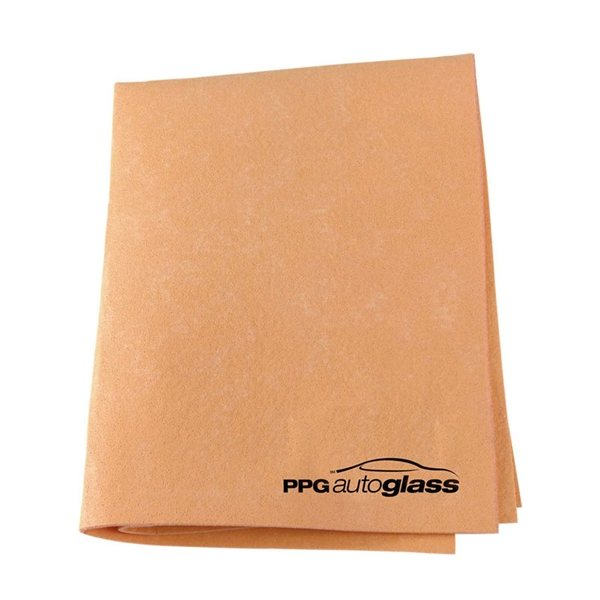Promotional 13 1/2 X 15 1/2 Synthetic Chamois Cloth
