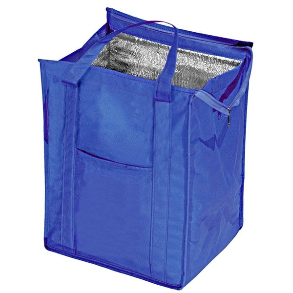 Promotional Insulated Polytex Tote W / Zipper