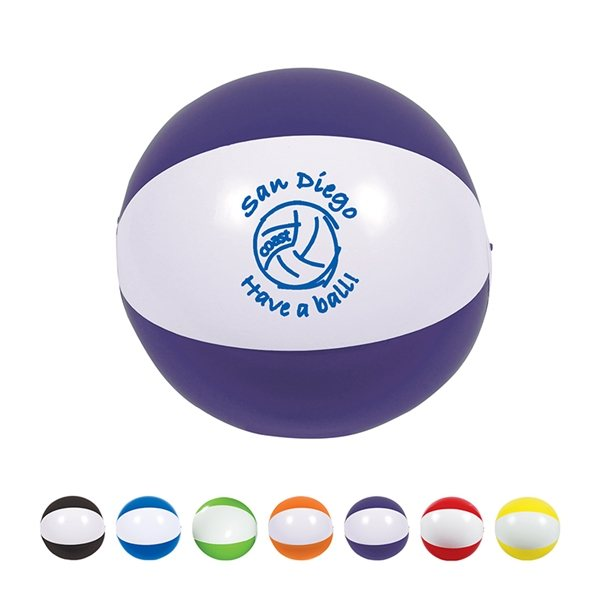 Promotional 16 Two - Tone Beach Ball