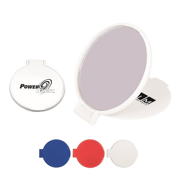 Promotional Compact Round Mirror