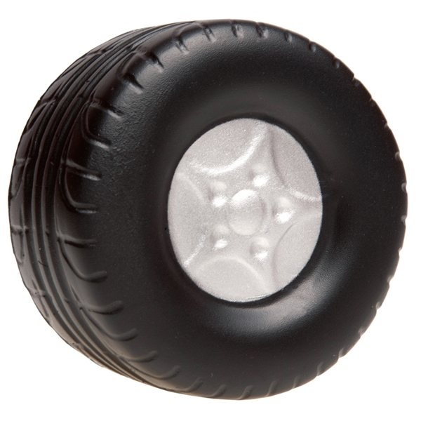 Promotional Tire Stress Reliever