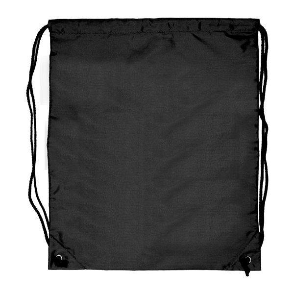 Promotional 210D Polyester Drawstring Cinch Pack Backpack