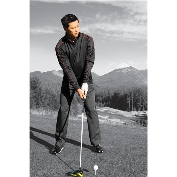 Promotional Nike Golf - Dri - FIT 1/2- Zip Cover - Up
