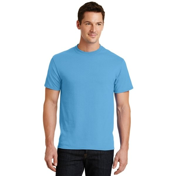 Promotional Port Company 50/50 Cotton / Poly T - Shirt - DARKS
