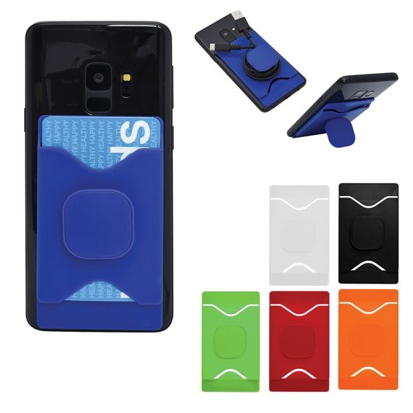 Promotional Alliance Phone Stand Wallet