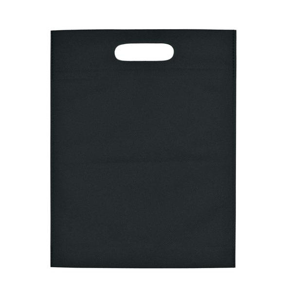 Promotional Heat Sealed Non - Woven Exhibition Tote Bag