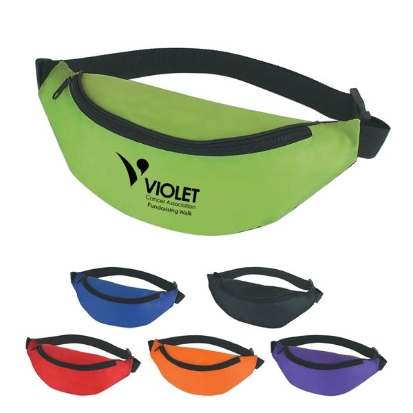 Promotional 44 Polyester Fanny Pack