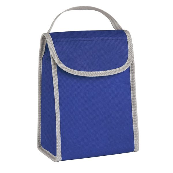 Promotional Non - Woven Folding Identification Lunch Bag