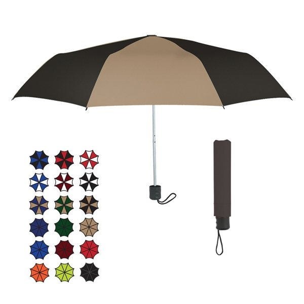 Promotional 42 Arc Budget Umbrella