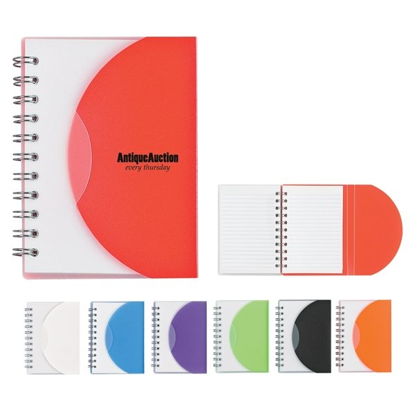 Promotional Custom Mini Spiral Notebook
