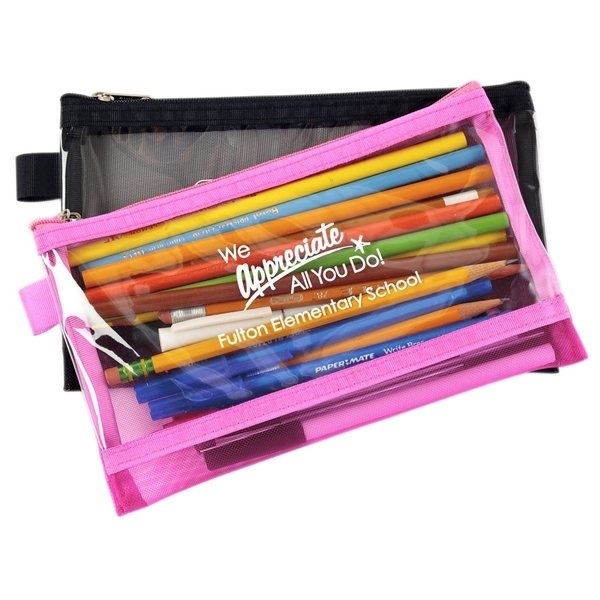 Promotional The Net Tote Cosmetic Bag