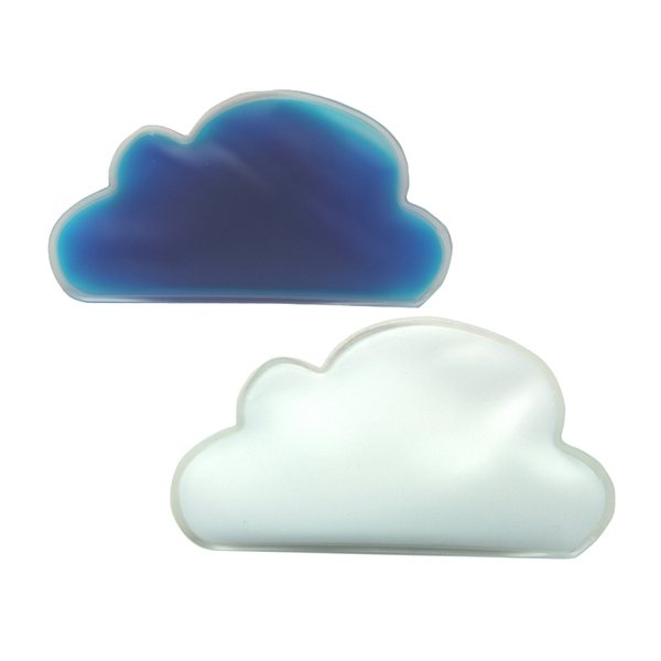 Promotional Fluffly Cloud Cold Patch