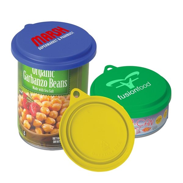 Promotional 3- Step Rubber Pet Food Can Lid