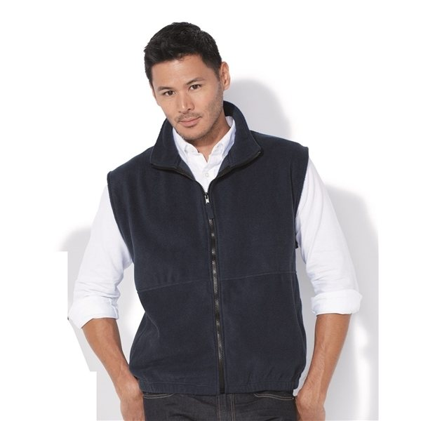 Promotional Sierra Pacific Full - Zip Fleece Vest