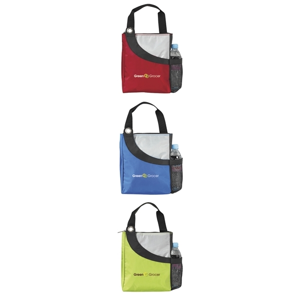 Promotional Loop Hole Lunch Cooler