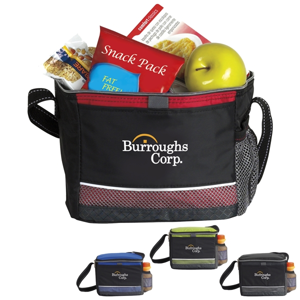 Promotional Icy Bright Lunch Cooler