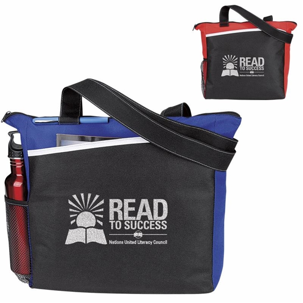 Promotional Curved Non - Woven Tote