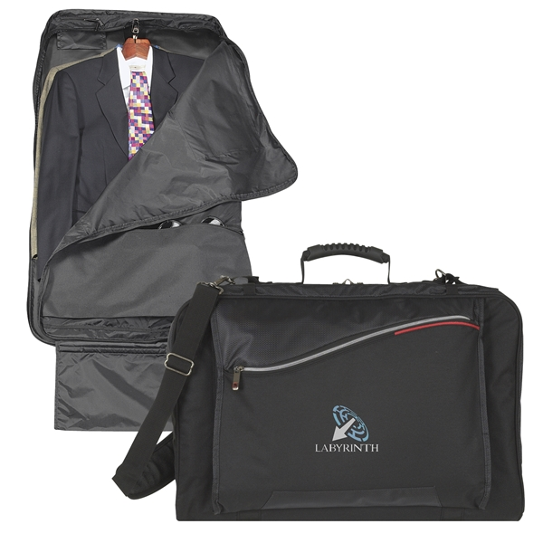 Promotional Quadruple Double Garment Bag