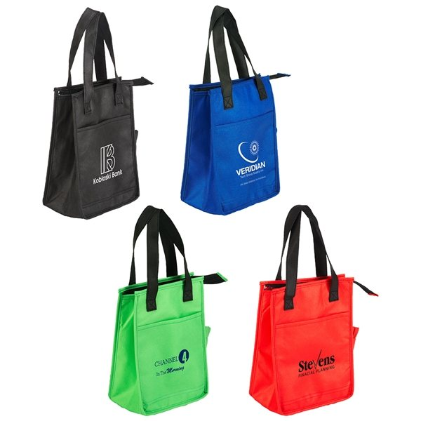Promotional Lightning Sack Insulated Lunch Bag
