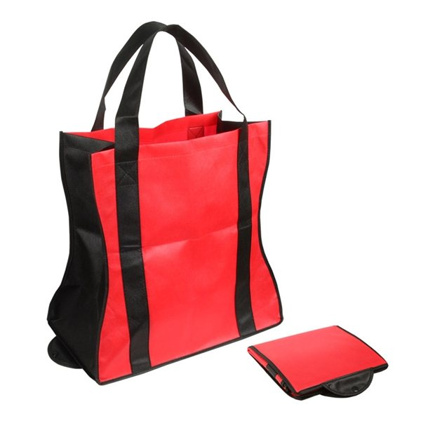 e23d13f0f Wave Rider Folding Tote Bag - Promotional Tote Bags