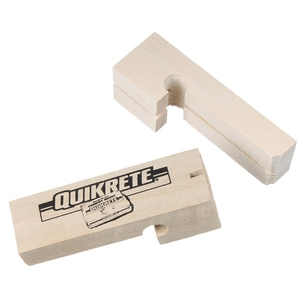 Promotional 4 Wood line Block