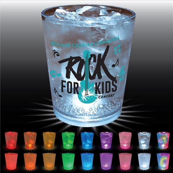 Promotional 12 oz Single Light Cup