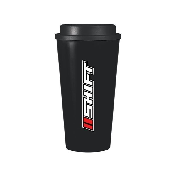 Promotional 16 oz Cup2go - Black