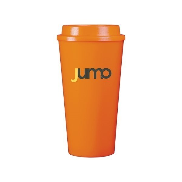 Promotional 16 oz Cup2go - orange