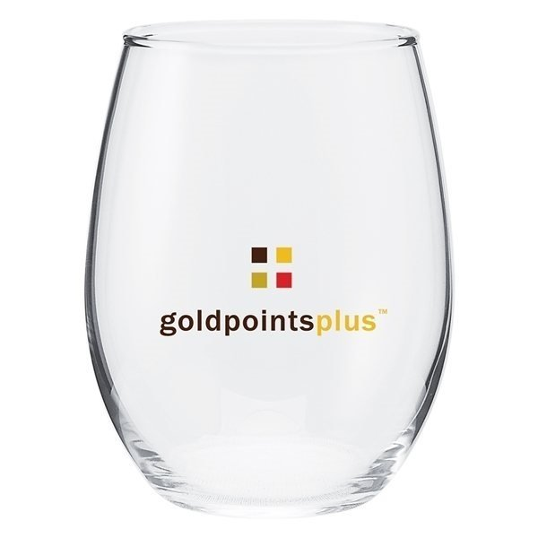 Promotional 21 oz Perfection Stemless Wine - Clear
