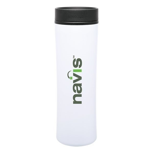 Promotional 16 oz Cyrus - White