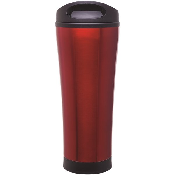 Promotional 18 oz Cara Stainless Steel Tumbler