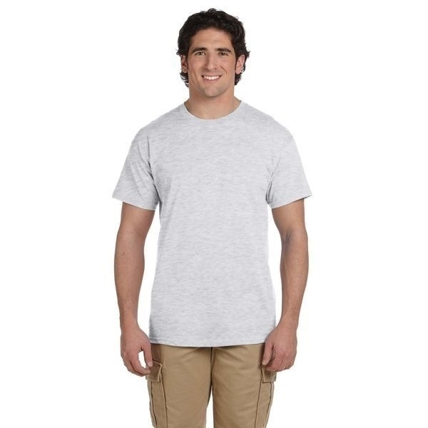 Promotional Jerzees 5 oz HiDENSI - T(TM) T - Shirt (Ash, Athletic Heather)