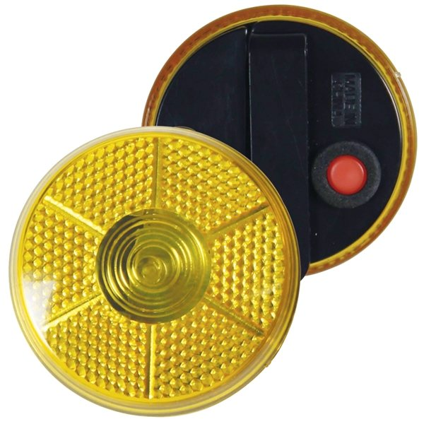 Round Flashing Button Promotional Buttons 0 82