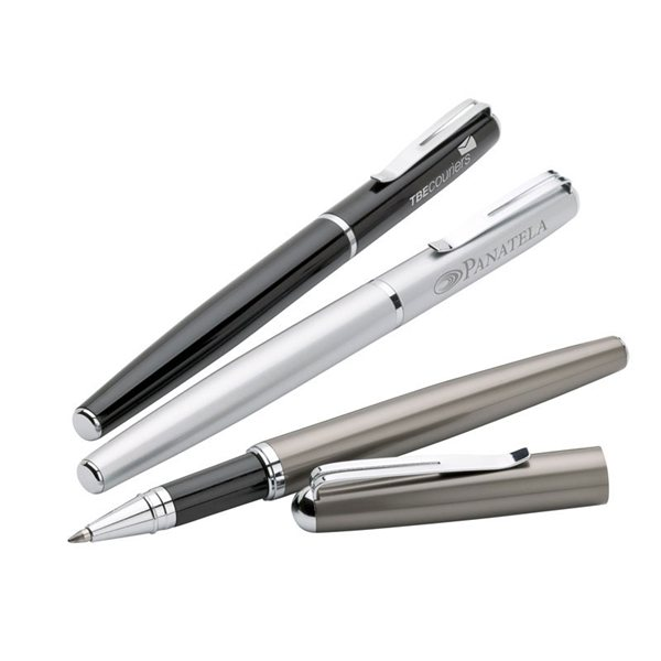 Promotional Polo Capped Rollerball Pen