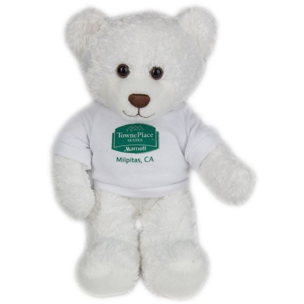 Promotional 10 Powder Bear Plush